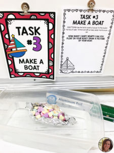 Make a Boat Station