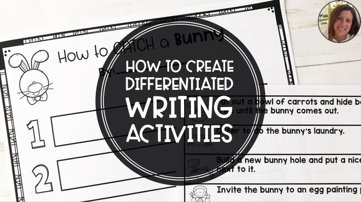 How to Create Differentiated Writing Activities for Special Ed Classrooms