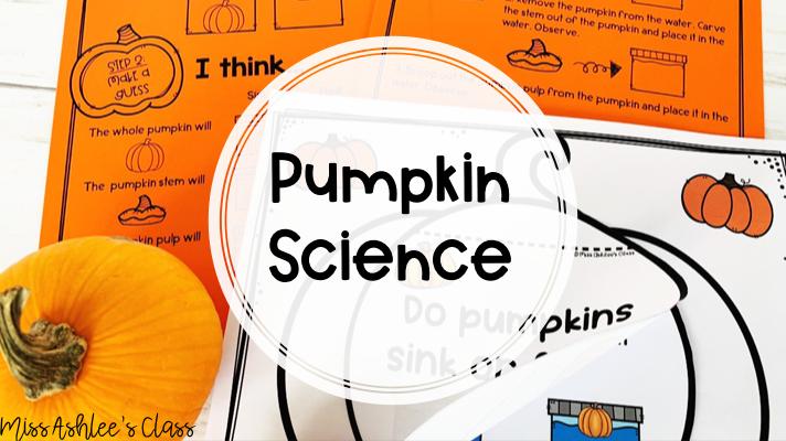 Pumpkin Experiment: Do Pumpkins Sink or Float?