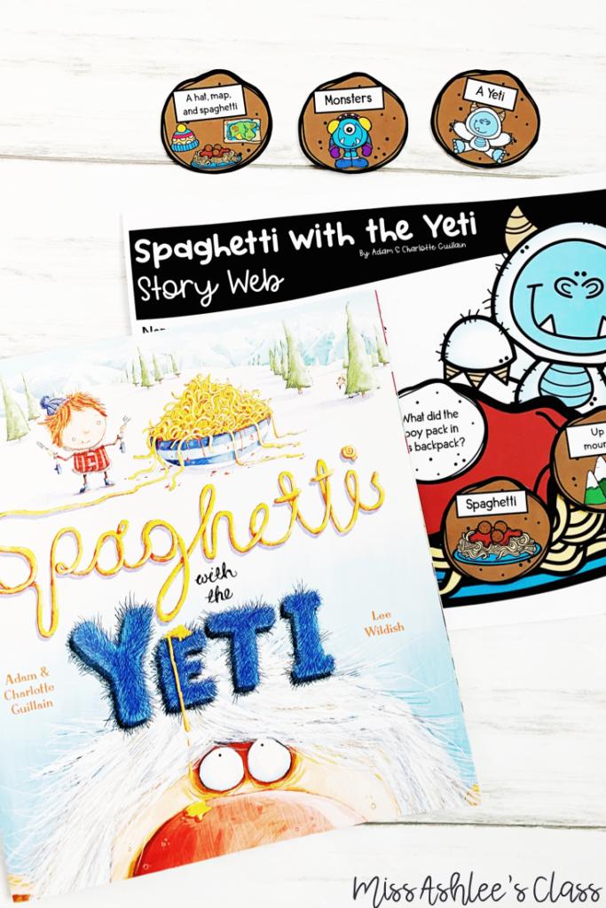 yeti spaghetti freebie