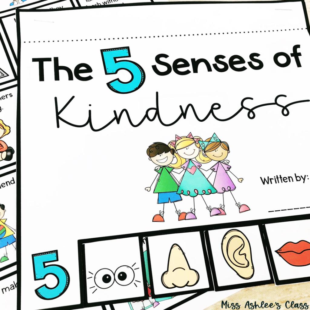 five senses of kindness